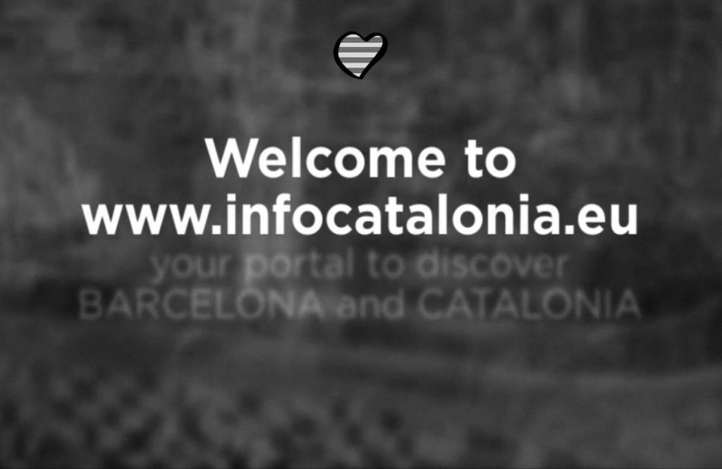 Infocatalonia, your portal to visually discover Barcelona and Catalonia